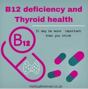Vitamin B12 for Thyroid Health